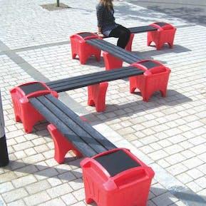 Modular Play Seating