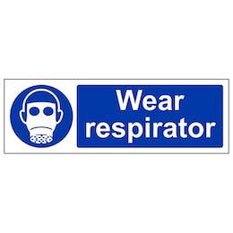 Wear Respirator - Landscape