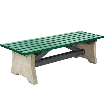 Exmouth Backless Bench
