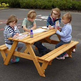 Infant A Frame Picnic Table
