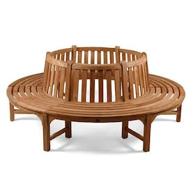 Enfield Round Tree Bench