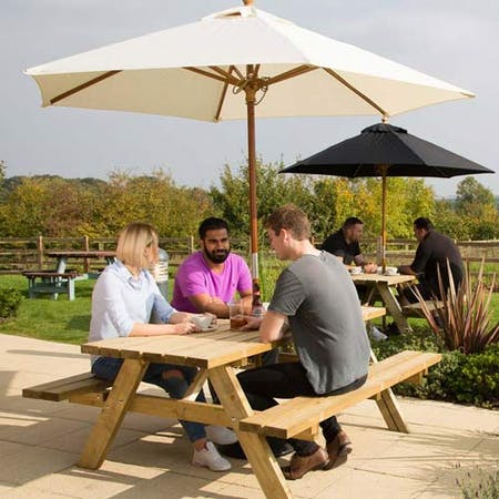 Uxbridge A Frame Picnic Table