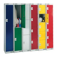 Lockers, Cupboards and Storage