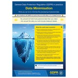 GDPR In Practice Poster - Data Minimisation