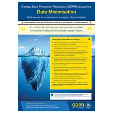 GDPR In Practice - Data Minimisation