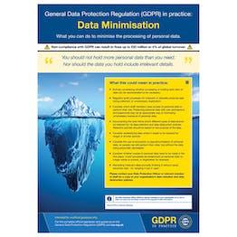 GDPR In Practice Poster - Data Minimisation