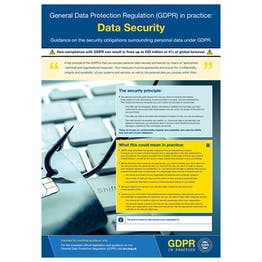 GDPR In Practice Poster - Data Security