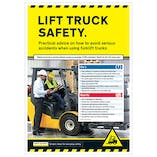 Lift Truck Safety Poster