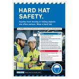 Hard Hat Safety Poster