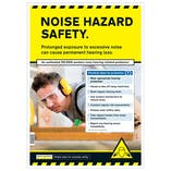 Noise Hazard Safety Poster