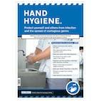 Hand Hygiene Safety Poster
