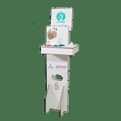 HandSafe Sanitiser Station