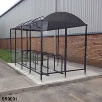 Halifax Cycle Shelter