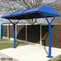 Norwich Bus Shelter