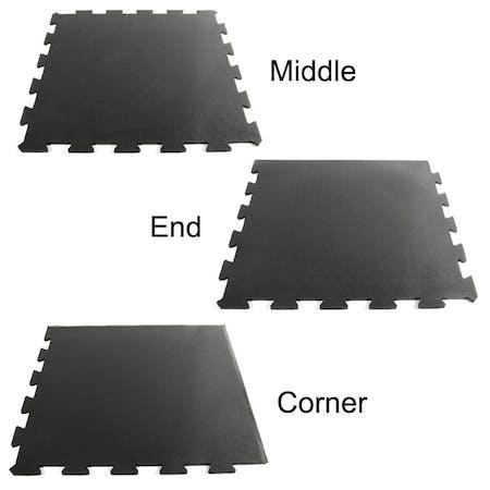 Sport-Tiles Interlocking Tiles