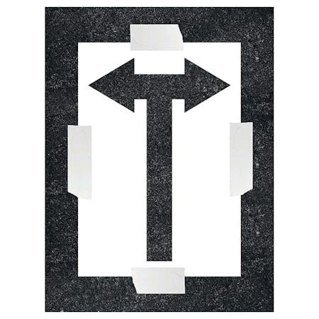 Arrow Left & Right Stencils