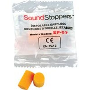 Standard PVC Foam Ear Plugs
