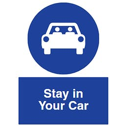 Stay in Your Car