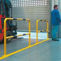 TRAFFIC-LINE Steel Hoop Guards