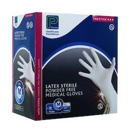 Sterile Powder Free Latex Gloves