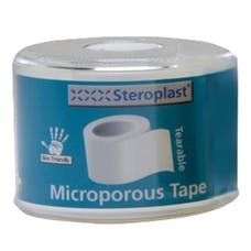 Steroplast Microporous Tape - Spool and Cap