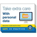 GDPR In Practice - Workplace Stickers