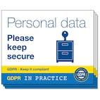 GDPR Stickers - For Desks & Cabinets