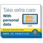GDPR Stickers – For Personal Data Storage