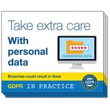 GDPR In Practice Stickers – For Personal Data Storage