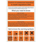 Substances Hazardous to Health Regulations