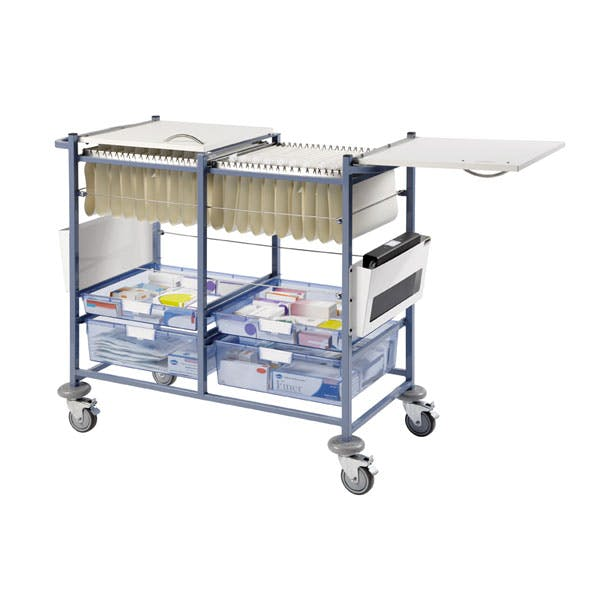 Sunflower Medical Notes Trolleys