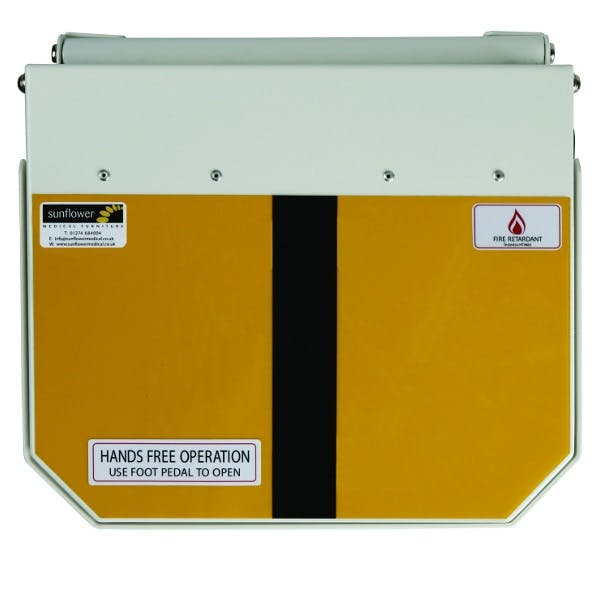 Sunflower Offensive / Hygiene Waste Bins