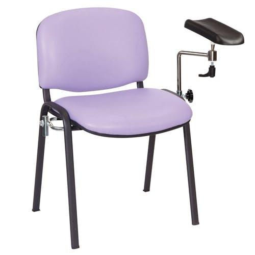 Sunflower Phlebotomy Chair - Vinyl Upholstery