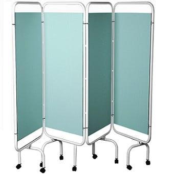 Superior Vinyl Medical Screens 4 Panel