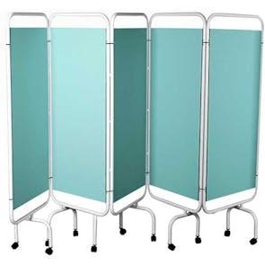 Superior Vinyl Medical Screens 5 Panel