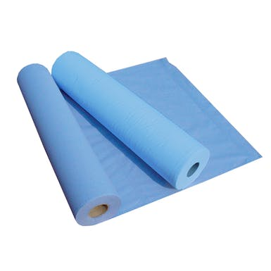 Blue 2 Ply Couch & Hygiene Rolls