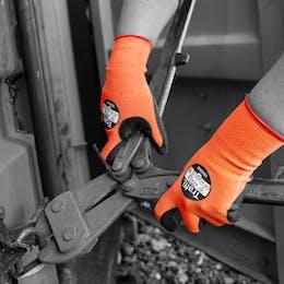 TraffiGlove TG3240 LXT Cut Level B Heat-Resistant Gloves