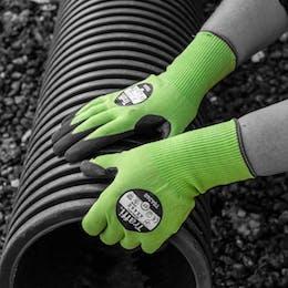 TraffiGlove TG6240 LXT Cut Level E Heat-Resistant Gloves