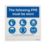 General PPE Label Station