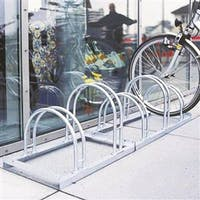 Traffic Line Hoop Cycle Racks