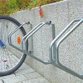 Traffic Line Wall Mounted Bike Rack