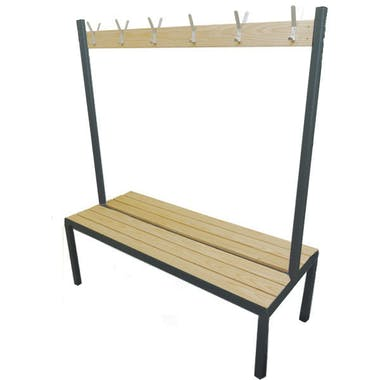 Traditional Sports Changing Furniture- Double Sided