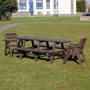 Universal Picnic Table