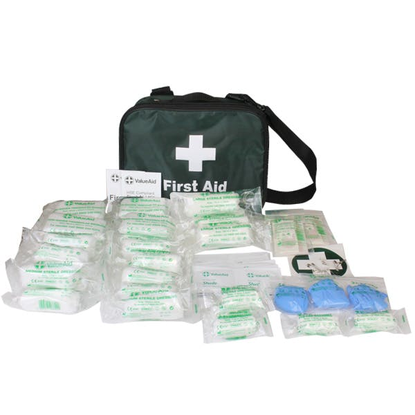 HSE Compliant Kits in Soft Carry Cases