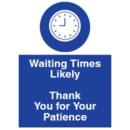 Waiting Times Likely