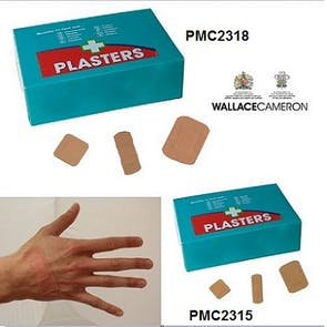 Wallace Cameron Assorted Plasters
