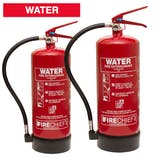 Firechief Water Fire Extinguishers