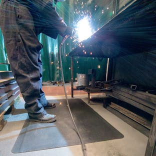 Welding Safety Mats