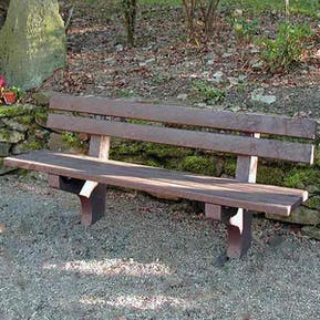 Winchester Park Bench