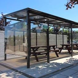 Winterbourne Smoking Shelter